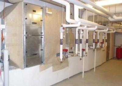 ny ventilationsanlæg aarhus universitetshospital