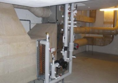 Ventilationsanlæg aarhus universitetshospital