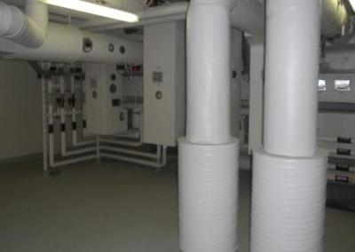 ventilationsrør aarhus universitetshospital